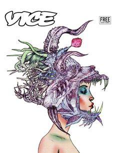David Choe x Vice.