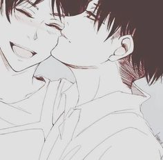 Flippin Levi and Eren ship WHYY!?!