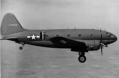 Curtiss C-46 Commando ~ BFD