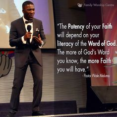 The Hearing of #Faith  https://www.facebook.com/notes/fwc-abuja/the-just-shall-live-by-his-faith-2-the-hearing-of-faith/834278823307930