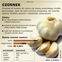 Healthy properties of garlic - Dr. Healthy Tips, Healthy Eating, Healthy Recipes, Healthy Food, Health Diet, Health Fitness, Diet Recipes, Healthy Lifestyle, Garlic