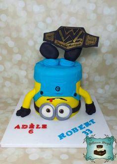 Photos ENFANTS | Gâteaux Magik minion cake gateau Minions, Fondant, Parties, Cook, Animal, Birthday, Photos, Character, Inspiration