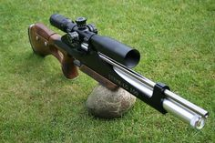 Air rifles have been gaining in popularity for years, and today's pneumatic firearms do not resemble the toy BB gun you used to play with. Now air rifles are considered an excellent alternative to conventional firearms, only at a more affordable price. http://www.bestairriflereview.net/