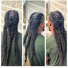 """Outstanding """"hairstyles for medium length hair"""" info is offered on our web pages. Read more and you will not be sorry you did. Dreadlock Hairstyles For Men, Black Men Hairstyles, Dope Hairstyles, African Hairstyles, Men Dread Styles, Mens Dreadlock Styles, Dreads Styles, I Like Your Hair, Love Hair"""