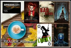 Ready to get your Holiday Shopping started? These amazing authors want to THANK YOU for supporting us and give you a chance to win a $25 Amazon Giftcard and FIVE (5) ebooks from: USA Today Bestselling Author SJ Davis Amazon Bestseller Author S.L. Perrine Amazon Bestselling Author Laurencia Hoffman Amazon Bestselling Author Jenn Nixon And Author Matt King By entering this giveaway you are signing up for ALL FIVE AUTHOR MONTHLY NEWSLETTERS! We'll never spam you, just update you on new…