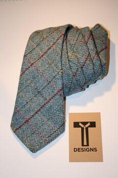 "More suiting fabric ties...""Handmade Tie, by Ty Designs"""
