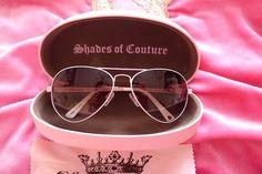 Juicy Couture pink sunglasses ❤*~❥✿Ophelia ✿❤*~❥❤*O Mk Handbags, Handbags Michael Kors, Fashion Handbags, All Things Beauty, Girly Things, Juicy Couture, Pink Sunglasses, Cheap Sunglasses, Sunnies