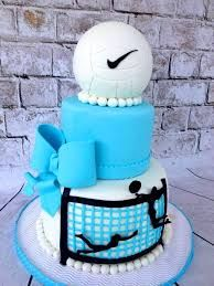 Image result for volleyball cake