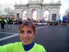 En la Puerta de Alcalá San Silvestre Vallecana 2014