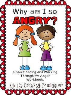 **********50% off for a limited time only**********All too often I see angry kids. Everything seems to set them off. When I ask them to talk about what happened, they cannot seem to put their feelings into words.This workbook is designed to help children understand and express their anger.