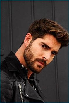 Nick Bateman is a Cool Vision for LOfficiel Hommes Ukraine Classic Mens Hairstyles, Mens Hairstyles Fade, Haircuts For Men, Men's Haircuts, Hairstyle Men, Wet Hairstyles, Hairstyle Ideas, Wedding Hairstyles, Nick Bateman