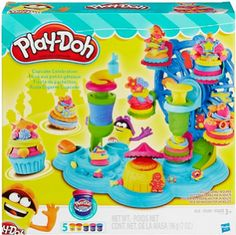 $3 off PLAY-DOH Cupcake Celebration Playset Coupon on http://hunt4freebies.com/coupons