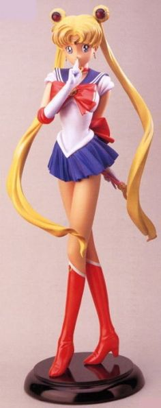 Bishoujo Senshi Sailor Moon - Sailor Moon - 1/4 (Kaiyodo)