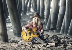 MUSICIANS #2 by Mike Campau, via Behance