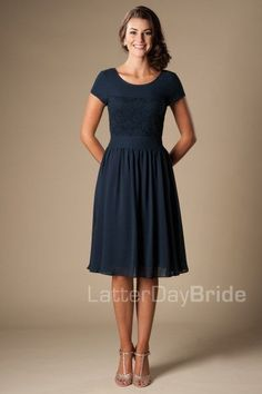 846c9dd164ae 28 Best Modest dresses (Latter Day Bride and Prom) images   Cute ...