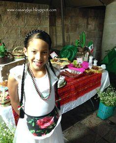 Fiesta Mexicana 2015         El 16 de Septiembre se celebró la Independencia de México y desde que estamos viviendo en Puebla nos invitan a ...