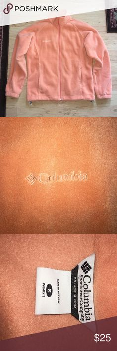 Columbia Jacket Burnt orange Columbia jacket. Only worn a handful of times. Like new. Columbia Jackets & Coats Utility Jackets