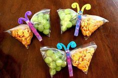 cute snacks for kids!