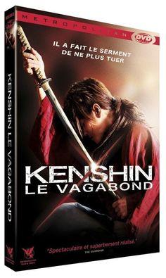 Kenshin le Vagabond (2012) - DVD Rurôni Kenshin: Meiji kenkaku roman tan