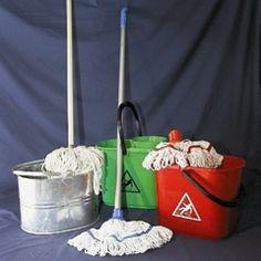 Избирайте точните професионално почистващи мопове за работата си