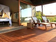 Bushwa Private Game Lodge in Vaalwater, Limpopo, South Africa. Outdoor Sofa, Outdoor Furniture Sets, Outdoor Decor, Game Lodge, Private Games, Stunning View, Tent Camping, Porch Swing, Lodges