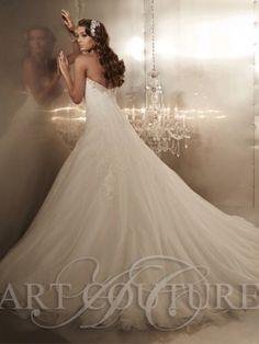 no - Nettsbutikk & Brudesalong Couture 2015, Elegant, One Shoulder Wedding Dress, Wedding Dresses, Collection, Book, Fashion, Bridal Gowns, Boyfriends