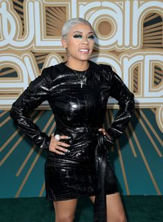 HAPPY 40th BIRTHDAY to KEYSHIA COLE!! 10/15/21 Born Keyshia Myeshia Johnson, American singer and songwriter. She was born in Oakland, California. Her career began when she met MC Hammer at the age of 12, and later met rapper Tupac Shakur. At the age of 15, she moved to Los Angeles and was later introduced to A&M Records. She released her debut album, The Way It Is (2005)