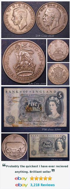#coins #coinage #silvercoins #irishcoins #englishcoins #banknotes #goldcoins #romancoins http://stores.ebay.co.uk/PM-Coin-Shop/_i.html?rt=nc&_sid=1083015530&_trksid=p4634.c0.m14.l1513&_pgn=8 | goldankauf-haeger.de