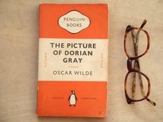 The Picture of Dorian Gray Oscar Wilde novel  by EAGERforWORD, £9.00