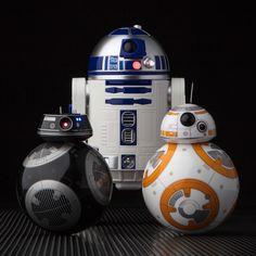 Tu droide favorito de la mejor saga de todos los tiempos ya aterrizó en Telce. Encuentra el que estás buscando y utilízalo en la poderosa red de Telcel