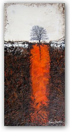 Nancy Donaldson encaustic_feb2 | Flickr - Photo Sharing!