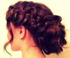 braid, redhead, beautiful hair style, wedding style, wedding hair style, www.magazyn.modadamska.waw.pl