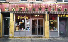 Nom Wah Tea Parlor