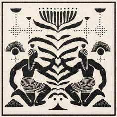 Paradox Tattoo, Botanical Illustration, Illustration Art, Friends Illustration, Vintage Graphic Design, Black And White Illustration, Ancient Art, Wall Collage, Paper Texture