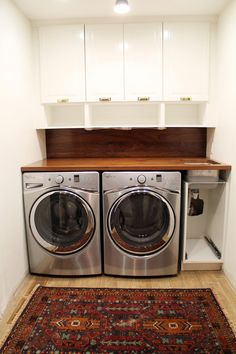 """Outstanding """"laundry room storage diy"""" detail is available on our internet site. Have a look and you wont be sorry you did Laundry Room Countertop, Laundry Room Layouts, Laundry Room Remodel, Laundry Room Cabinets, Laundry Closet, Small Laundry Rooms, Laundry Room Organization, Laundry Room Design, Diy Cabinets"""