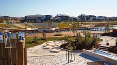 saltwater coast park - Google Search Playgrounds, Melbourne, Coast, Mansions, Park, Google Search, House Styles, Outdoor Decor, Home Decor