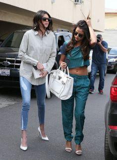 Kendall Jenner. Selena Gomez.