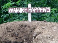 Yes, manure happens. This site reviews manure management strategies to reduce pasture contamination.