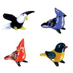 Looking Pretty Birds Miniature Figures