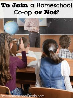To Join a Homeschool Co-op or Not