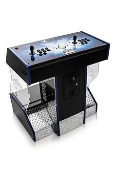 X-Arcade Game Console Pedestal Cabinet