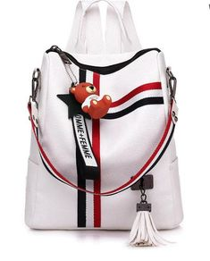 Unisex Shoulder Bag Backpack