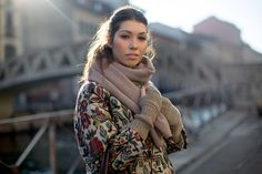 The Sartorialist On The Street…The Canal, Milan
