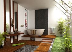 These petite baths were completely transformed while keeping budget and style in mind | Visit http://www.suomenlvis.fi/