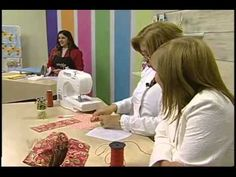 Porta Lingerie com Ana Cosentino e Toalha de Lavabo com Isamara Custódio - Vitrine do Artesanato