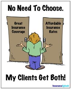 Get great insurance coverage and affordable insurance rates