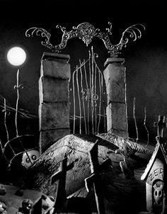 nightmare-of-tim-burton:  Nightmare