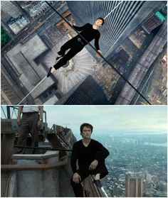 Actor Joseph Gordon-Levitt spent a week under the tutelage of Philippe Petit for role as legendary daredevil.