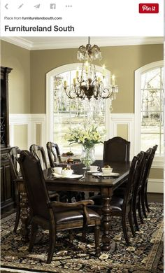 Formal Dining Room Lighten Up With Airy Sidearm Chairs