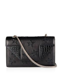 Mini Betty embroidered leather bag | Saint Laurent | MATCHESFASHION.COM US